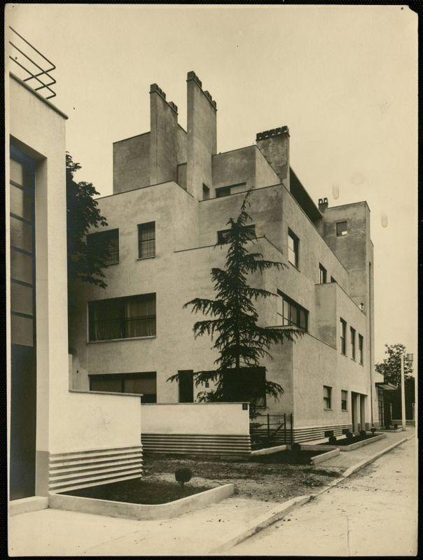 [Villa de madame Reifenberg] | Centre de documentation des musées - Les Arts Décoratifs