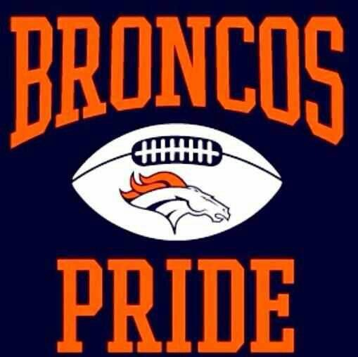 Truth be told, not my favorite NFL team, but seeing the logo brings back many happy Sundays in the Mile High City....