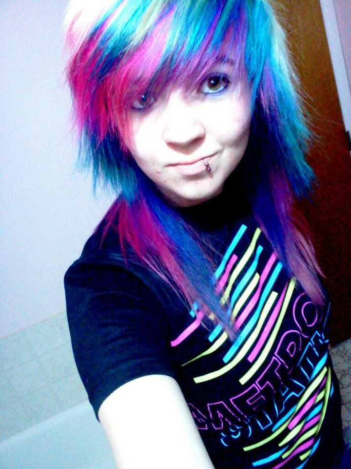 Miraculous 1000 Images About Cute Hair On Pinterest Emo Hairstyles Short Hairstyles Gunalazisus