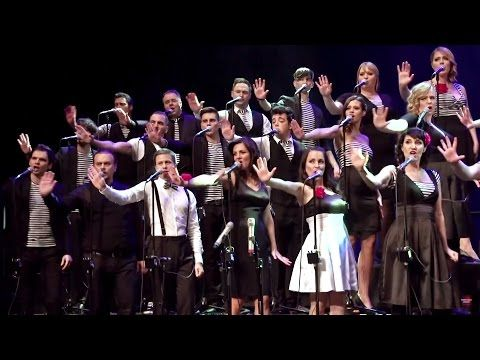 Don't Stop Me Now - Perpetuum Jazzile (Queen vocal cover ...