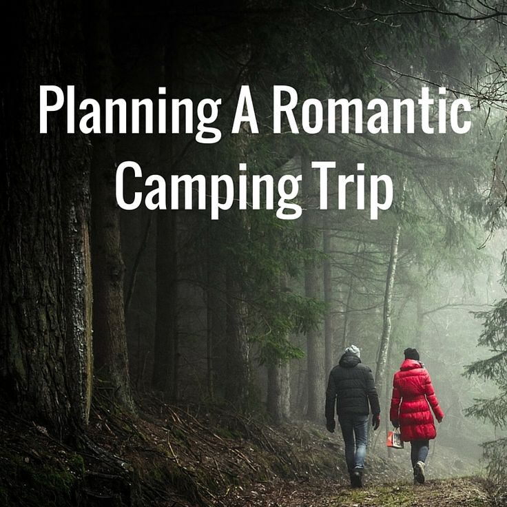 While camping isn't always the obvious choice for a Valentine's Day vacay, when it's done right camping can be far more romantic than your average dinner and movie combo. Imagine a night of complete privacy…