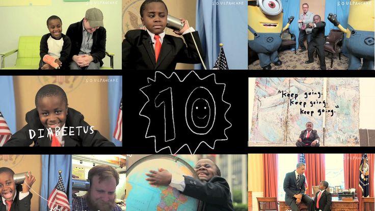 10 Best Kid President Moments!
