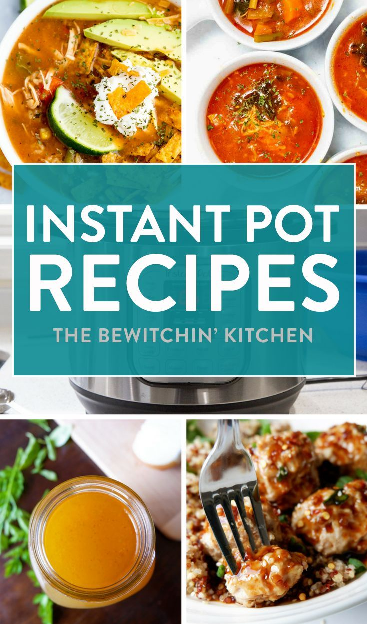 380 best Instant Pot & Pressure Cooker Recipes images on Pinterest ...