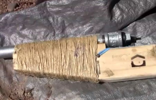 Awesome video tutorial on how to make objects around you into homemade survival badass weapons. | http://survivallife.com/2014/03/24/7-really-badass-weapons/