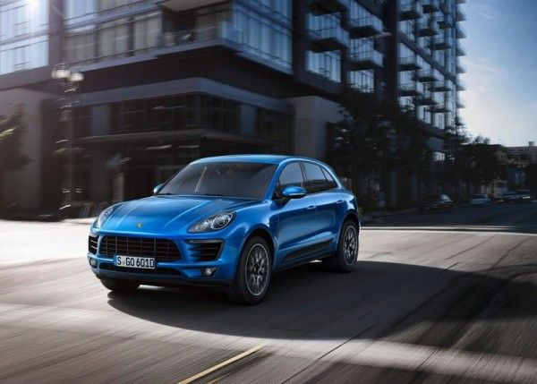 2015 Porsche Macan Blue Colors 600x429 2015 Porsche Macan Full Reviews with Images
