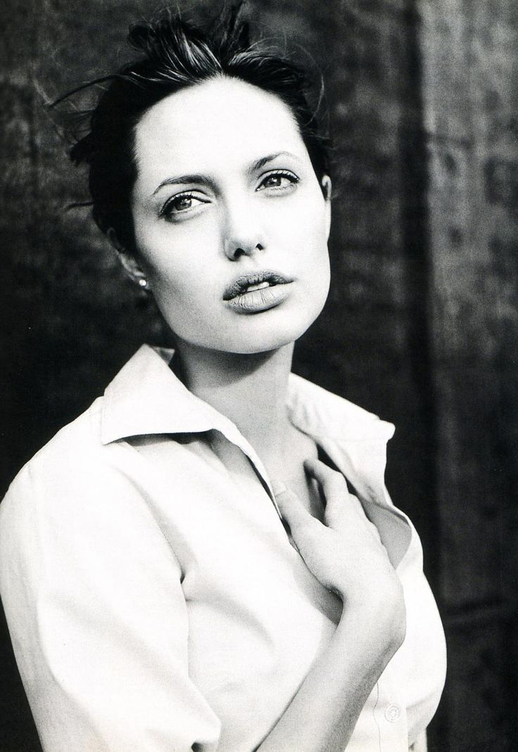 roykahmann: © Frank Ockenfels: Angelina Jolie #portrait