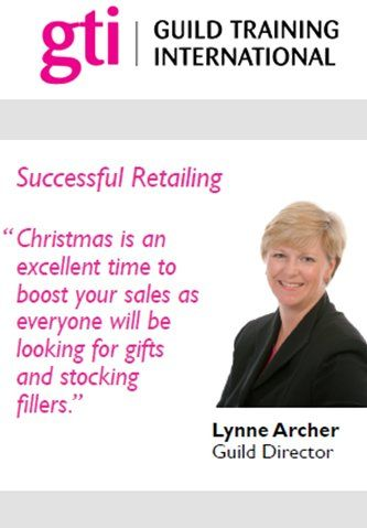 """Christmas is the biggest retail period of the year, so are you geared up to make the most of it? Retail items can really help boost your profits! If you have ever found it difficult to retail lines in your salon why not sign up to the GTi """"Successful Retailing"""" course: http://www.beautyguildtraining.com/Courses/CourseView.aspx?CourseID=bbf1faef-d581-4466-9712-ca1ed88d5936"""