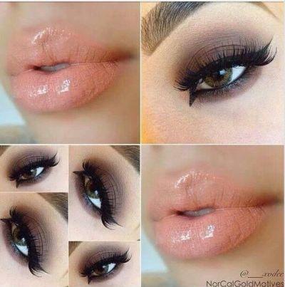 wow nice make up
