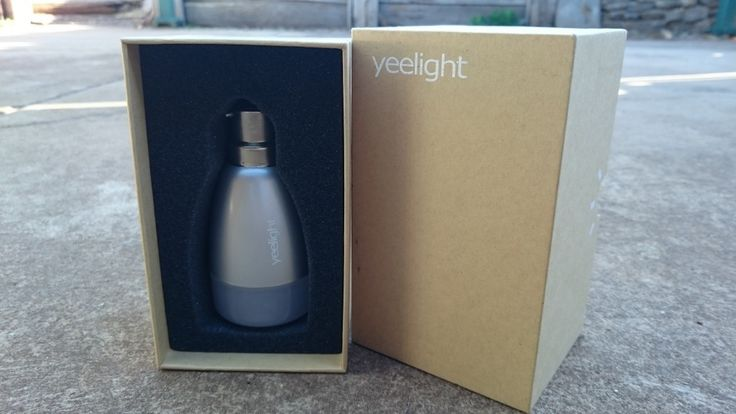 Yeelight: Bluetooth Controlled Light — A quick look