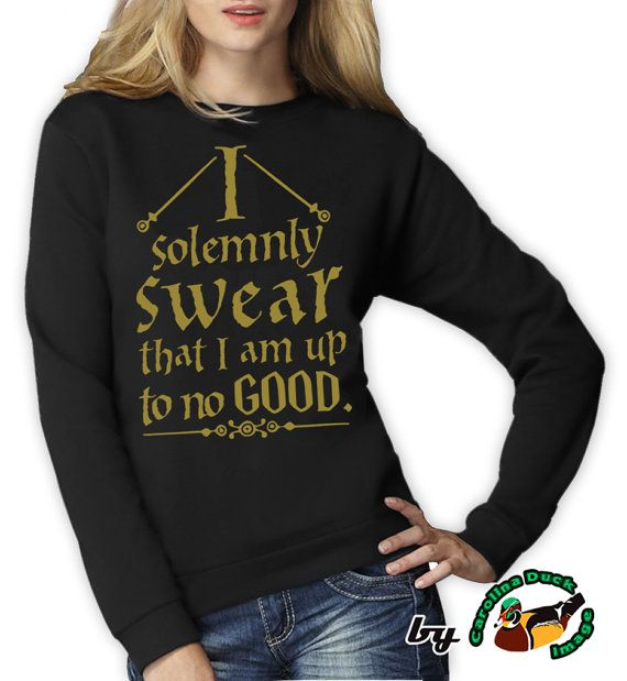 Harry Potter verwaltet Unfug Hemd Ich schwöre von TeesByTaraShop