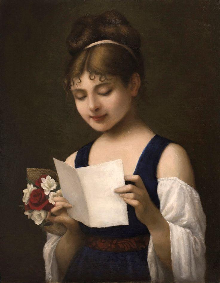 Love Letter by Lasarasu.deviantart.com on @DeviantArt