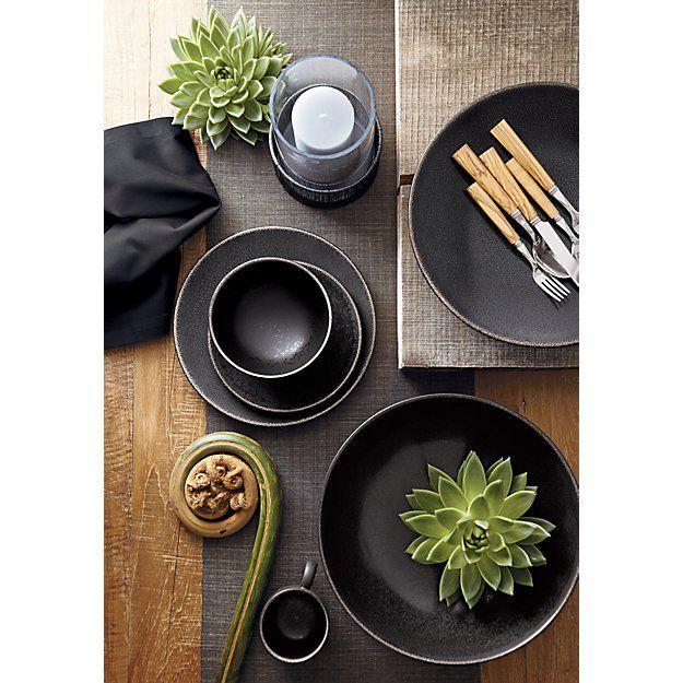 Jars Tourron Black Dinnerware. Black DinnerwareDinnerware SetsAsian ...  sc 1 st  Pinterest & 79 best Asian Bowls images on Pinterest   Asian bowls Ceramic bowls ...