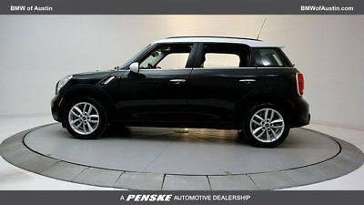 eBay: 2014 Mini Countryman S 4 dr SUV Gasoline 1.6L 4 Cyl Absolute Black Metallic #minicooper #mini
