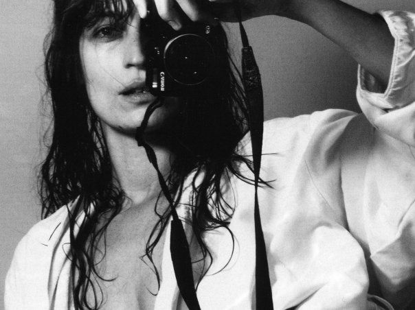Caroline de Maigret-perfect hairs