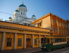 Helsinki main attractions of the city - from the official tourism site