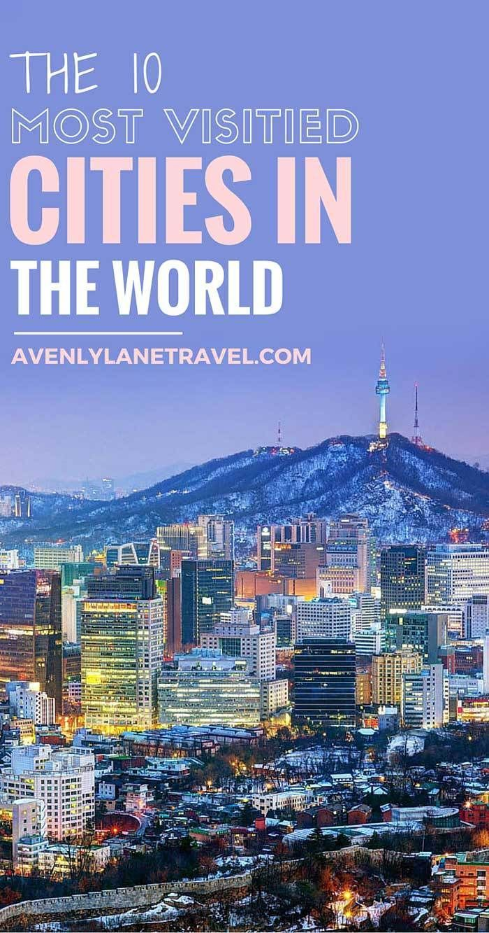 Best Avenly Lane Travel AvenlyLaneTravelcom Images On - The 10 most visited cities in the us by foreign travelers