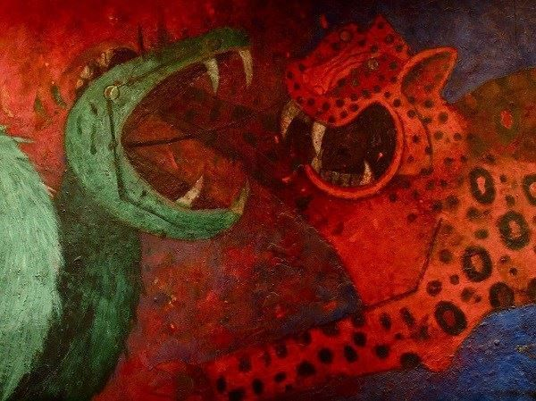 65 best images about rufino tamayo on pinterest american for Mural rufino tamayo