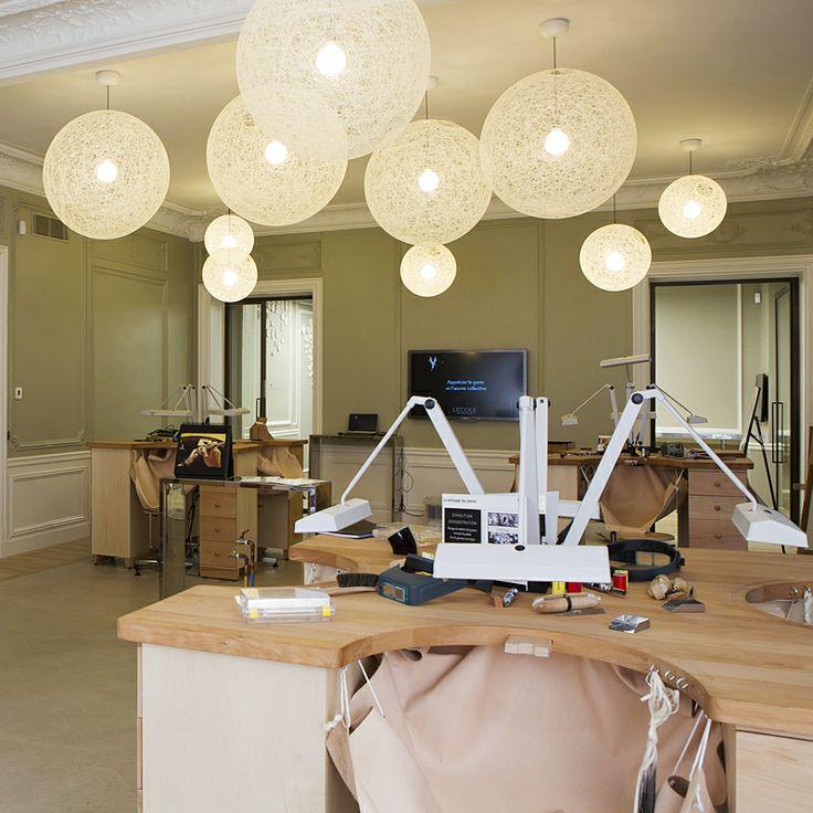 L'ECOLE Van Cleef & Arpels new location at 22 place Vendôme - The Savoir-Faire Atelier.