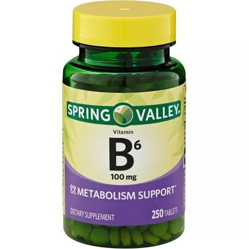 Sundown Naturals Super Potency Sublingual B12 Vitamin Supplement Tablets, 6000mcg, 30 count - Walmart.com