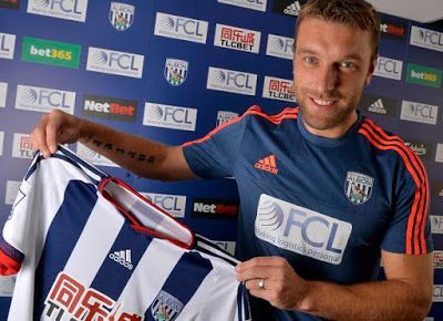 Confirmed: Rickie Lambert leaves Liverpool for West Brom - Premier League Preview
