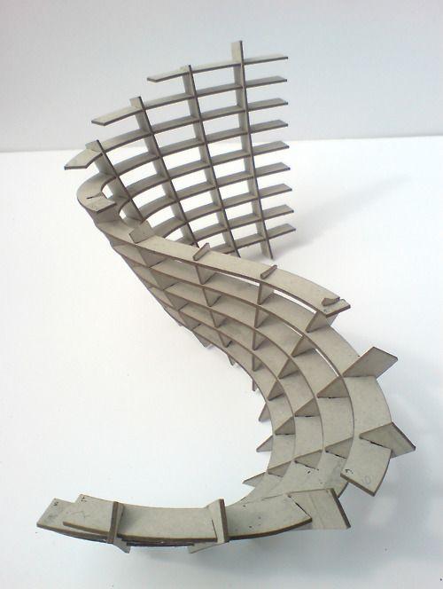 The Antidote • Curveture - Parametric Shelf Hungarian Design...