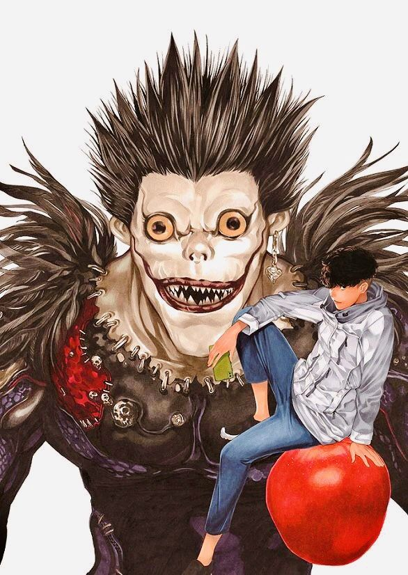 Pin de ˚• ɴ ɪ ᴄ ᴏ •˚ en Death Note en 2020 Chica anime