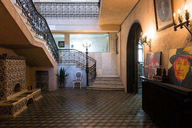Dincolo de faţade: revitalizarea casei Costa-Foru - igloo.ro