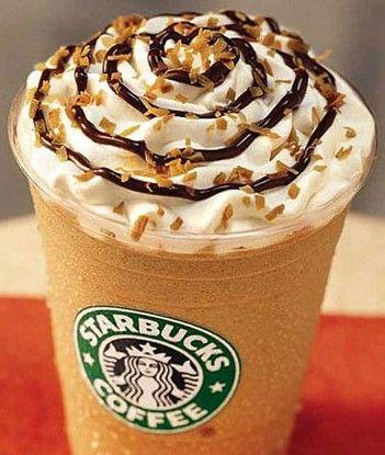Frappuccino by Starbucks (USA) ...D.E.L.I.C.I.O.U.S! :Q__ _ _