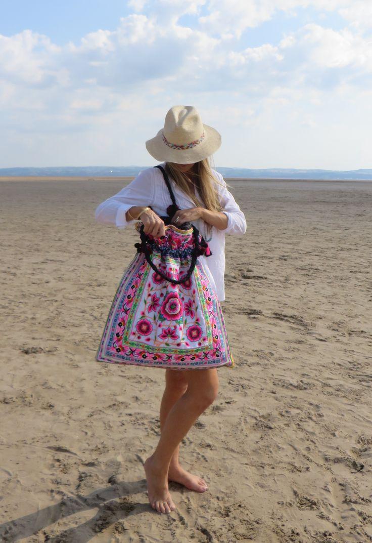 Beach, gym  or yoga bag @ Everydaysugar