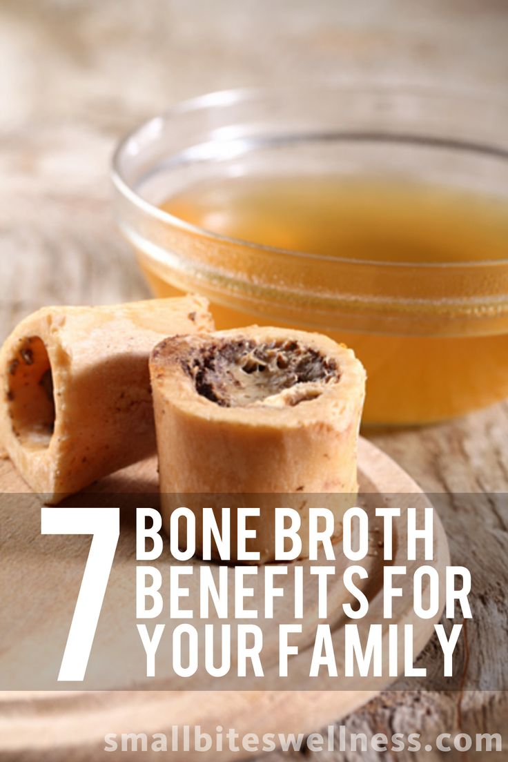 Broth is a traditional food, but is it really a 'super food'? Bone broth benefits point to yes. - Small Bites Wellness