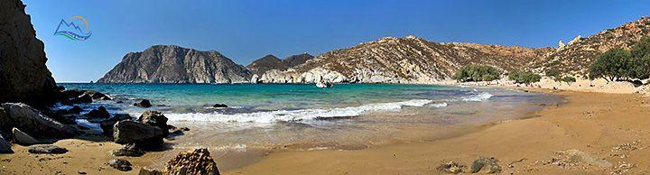 Cele mai frumoase plaje din Thassos - Grecia de Weekend