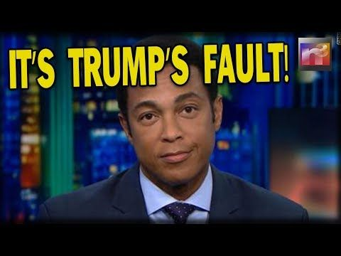 CNN's Don Lemon Makes MOST INSANE Trump Accusation Yet After the Phone Rings in Atlanta Newsroom - YouTube
