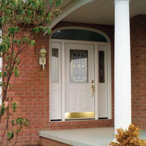 Best 25 exterior fiberglass doors ideas on pinterest - Steel vs fiberglass exterior door ...