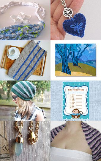 COOL FOR CHRISTMAS by Paula DiLeo on Etsy--Pinned with TreasuryPin.com