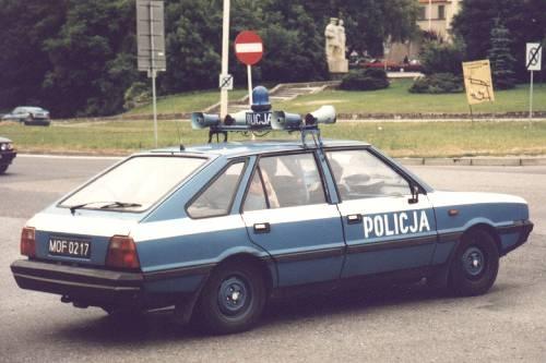 Polonez Polish Police