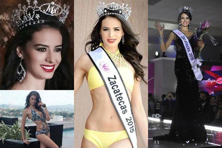 Meet Eliana Villegas Arellano Nuestra Belleza Zacatecas 2015