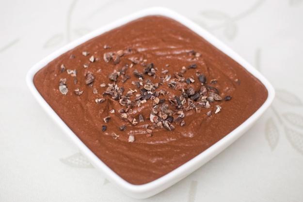 sjokolademousse dessert uten egg og melk oppskrift