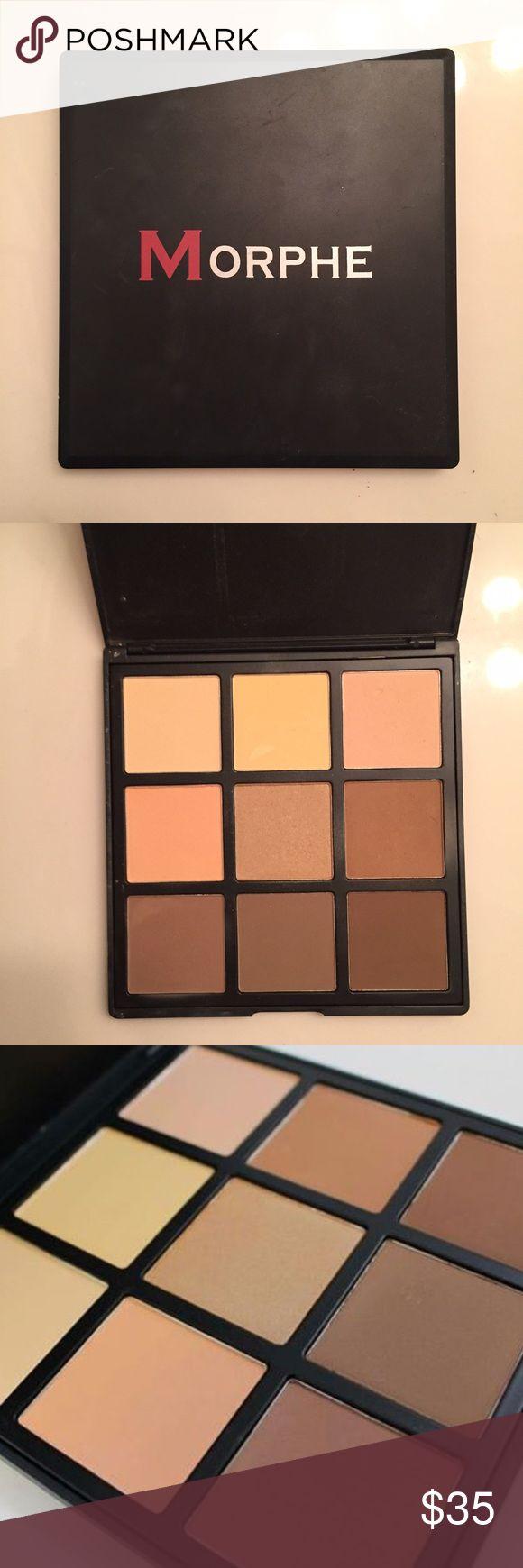 NWOT MORPHE CONTOUR PALETTE NWOT MORPHE Contour Palette that works for any skin tone Morphe Makeup Foundation
