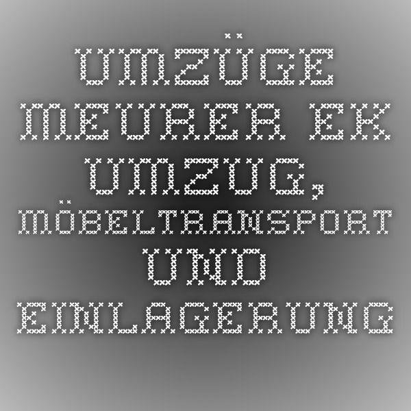 Elegant Umz ge Meurer eK Umzug M beltransport und Einlagerung