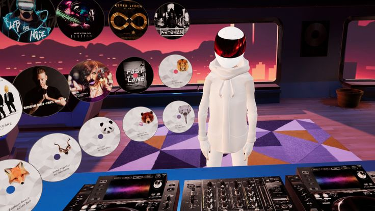 """You Can Learn How To DJ In VR - VRScout  