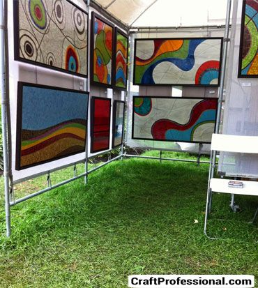 Display Walls For Craft Shows. Canvas Display Panel Wall For ...
