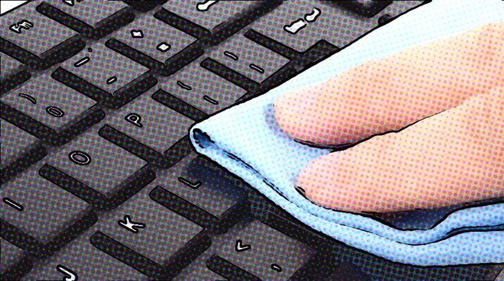 Klavye Nasıl Temizlenir? - Temizlenir.com