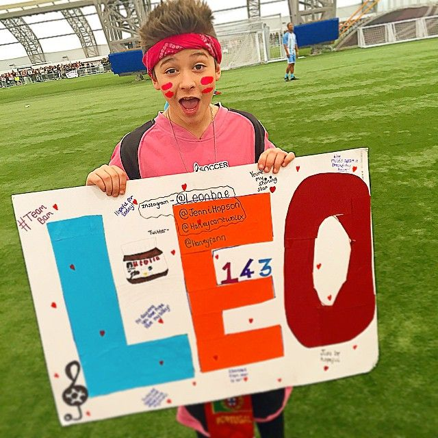 LEO!!!!!!!!!!!!!!!!!! he is so cute and adorable lol I wish he was my brother :)