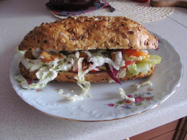 Kebab dietetyczny