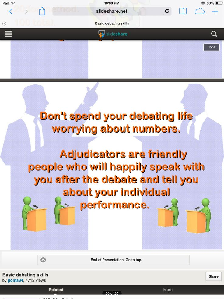 21 best proper debating skills images on pinterest public speaking dont worry about numbers fandeluxe Gallery