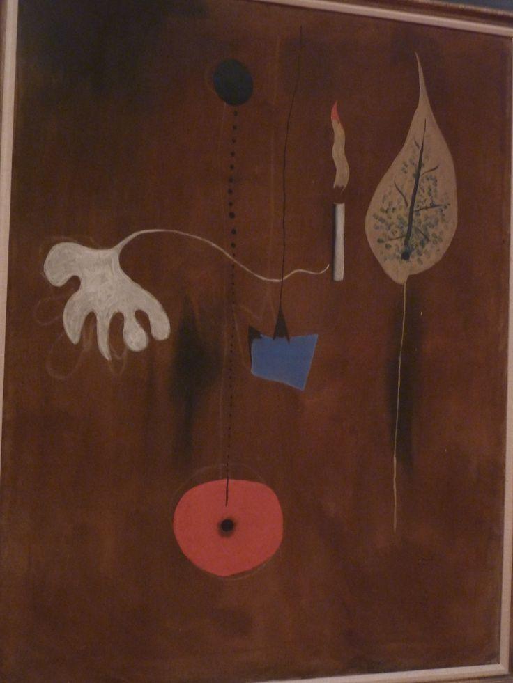 Joan Miro, Lisbon,