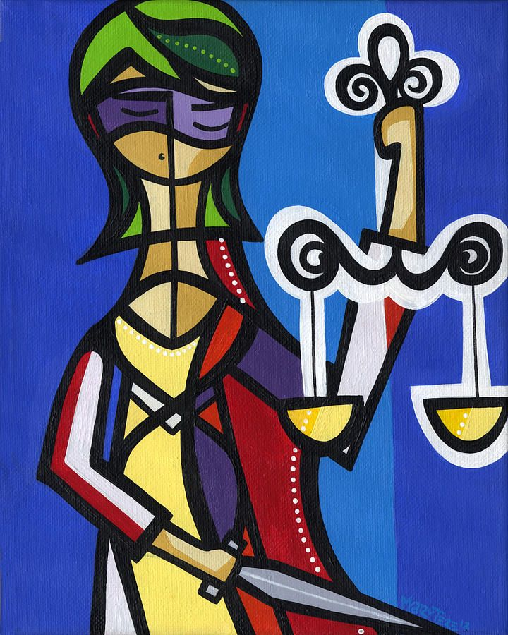 Lady Justice Painting Related Keywords & Suggestions - Lady ...
