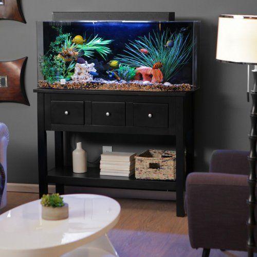 Uniquarium-Flat-Back Hexagon Aquarium