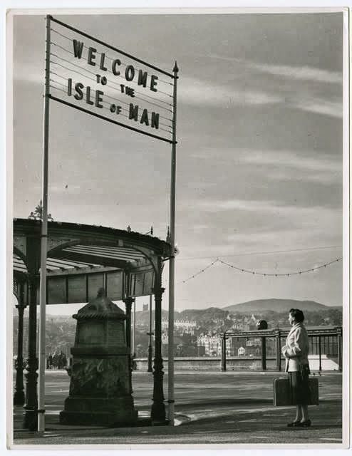 Welcome to the Isle of Man