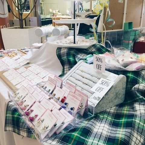 Pop Up Store at One Utama 27th June till 3rd July 2016 – Aurelia Atelier